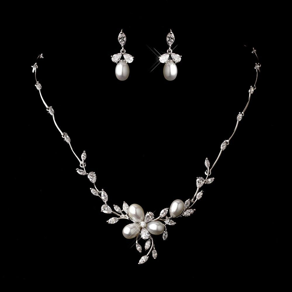 Image Result For Bridesmaid Cubic Zirconia Jewelry Sets