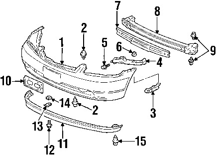 1993 Chevy 1500 Engine Belt Diagram Chevy 3.1 V6 Diagram