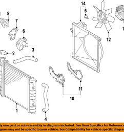 details about toyota oem 05 18 tacoma engine water pump gasket 1632575011 [ 1000 x 969 Pixel ]