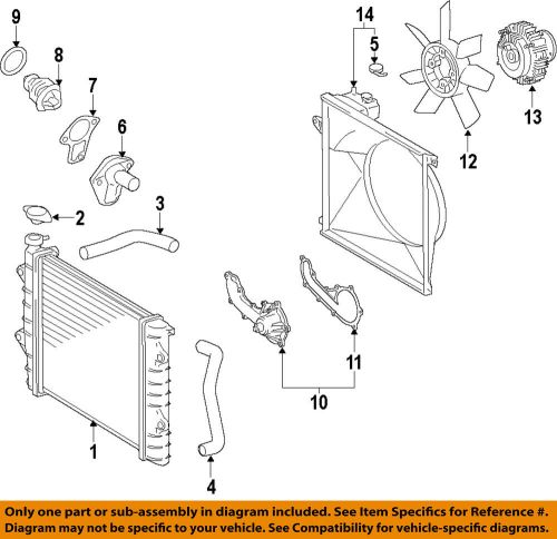 small resolution of details about toyota oem 05 18 tacoma engine water pump gasket 1632575011