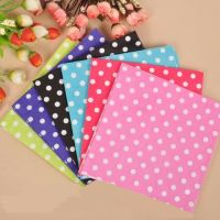 "20pcs 13"" Paper Napkins Polka Dot Tableware Wedding ..."