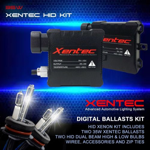 small resolution of details about xentec xenon hid kit conversion dual beam halogen high hid low 9007 hb5