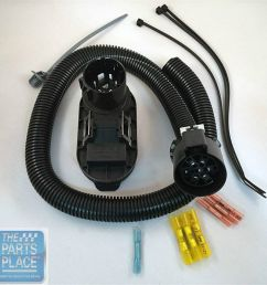 2015 colorado canyon trailer wiring harness 4 flat gm [ 1000 x 1000 Pixel ]