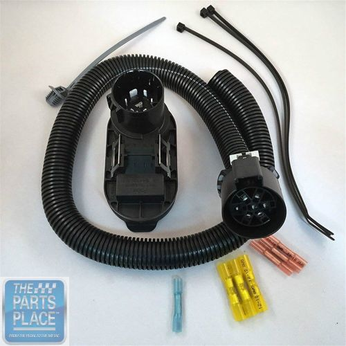 small resolution of 2015 colorado canyon trailer wiring harness 4 flat gm