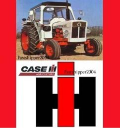 case ih 1896 2090 tractor workshop repair service manual includes wiring schematic includes needed instructions to maintain your using detailed diagrams  [ 1000 x 998 Pixel ]
