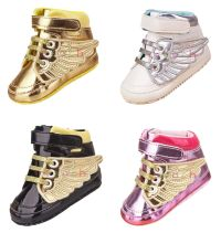 So Cool Baby Boy Girl Wings Crib Shoes Toddler Sneakers
