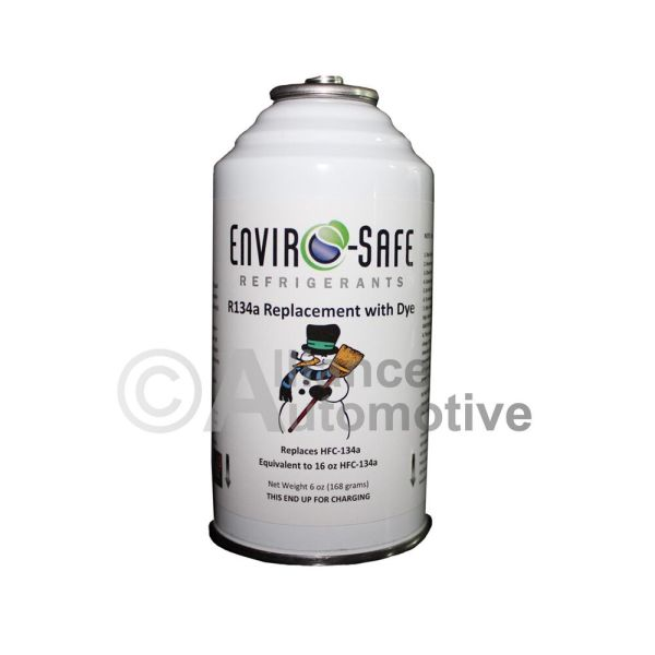 Enviro-safe Vehicle Ac Refrigerant R134a Replacement Dye 1