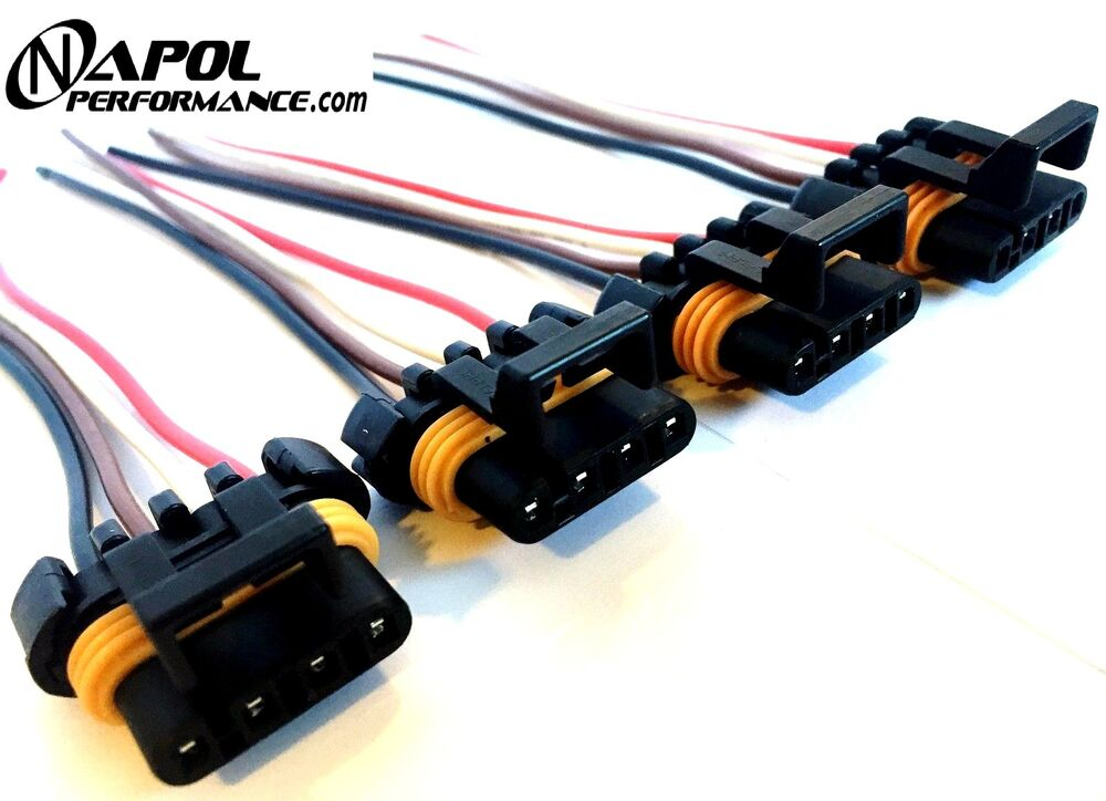 gm ls coil wiring