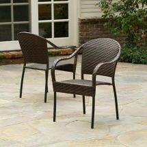 All Weather Wicker Patio Chairs
