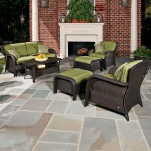 Hanover Outdoor Furniture Strathmere6pc Strathmere 6-piece