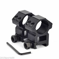 a Pair 25.4mm / 1 Inch Scope Ring Rifle Scope Mount ...