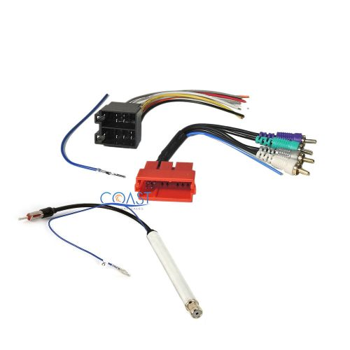 small resolution of bose concert symphony radio stereo wire harness antenna radio wiring diagram 2006 chevy cobalt stereo wiring harness 2004 buick rendezvous