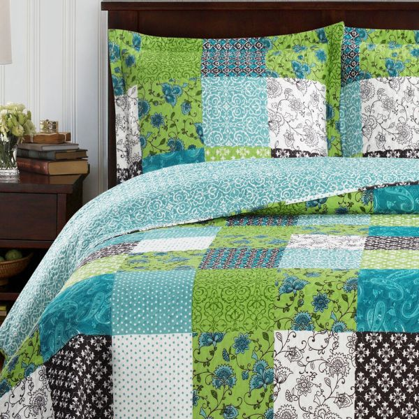 King Size Quilts and Coverlets