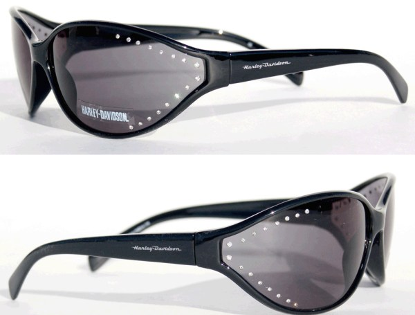 HARLEY DAVIDSON LADIES 4 STYLE STUDDED BLING SUNGLASSES eBay