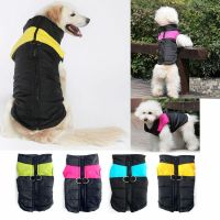 Large Small Dog Jackets Pet Clothes Waterproof Puppy ...
