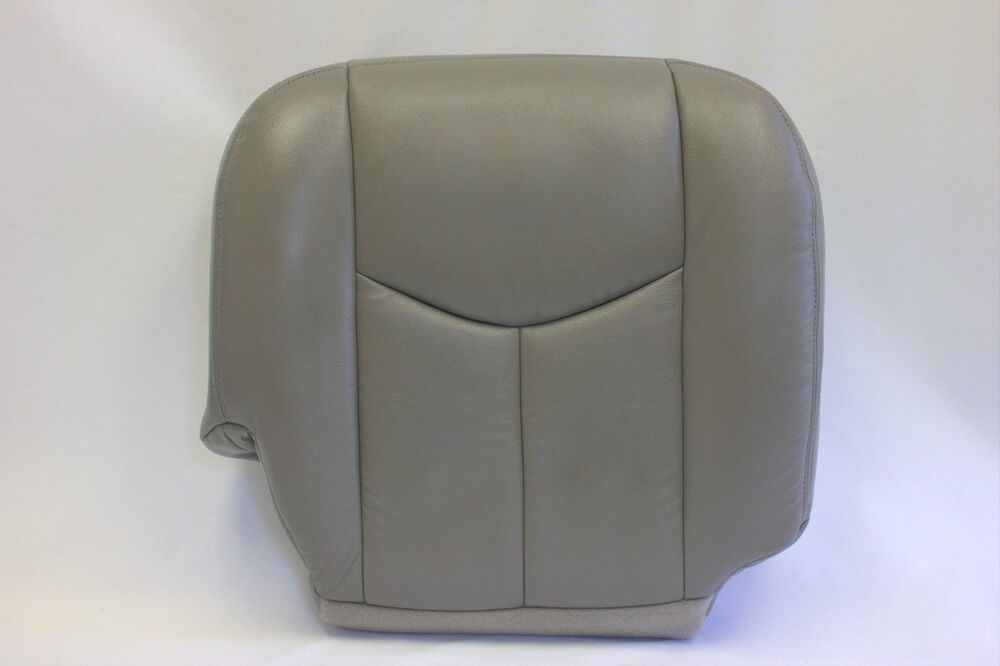 2003 To 2006 Chevy Tahoe Suburban Passenger Bottom Leather