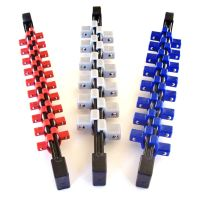 3PC GOLIATH INDUSTRIAL ABS DOUBLE SIDED SOCKET RAIL HOLDER ...