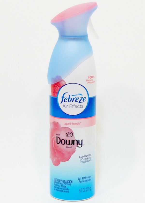 1 Febreze Air Freshener APRIL FRESH WITH DOWNY SCENT