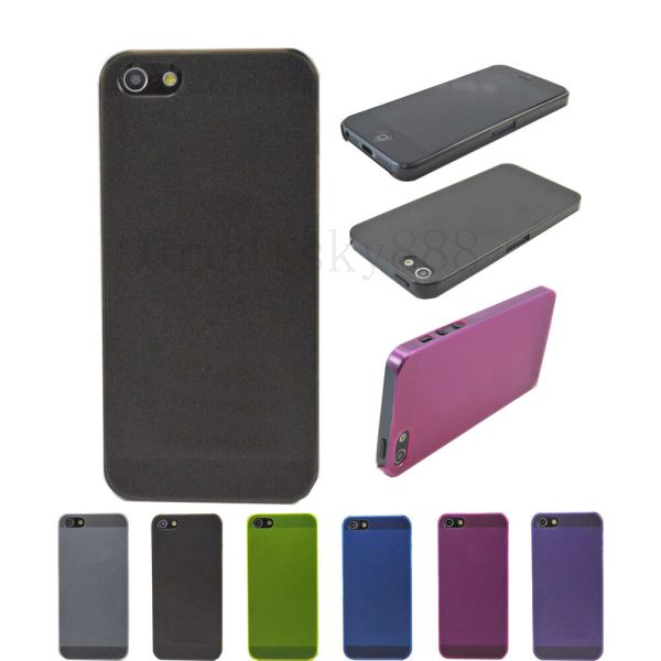 Hard Matte Plastic Cell Phone Cover Case Accessories For