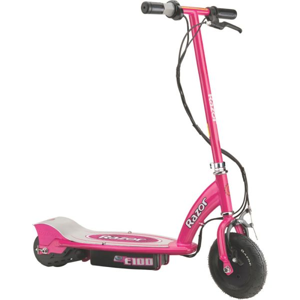 Razor E100 Electric Scooter - Pink 13111261