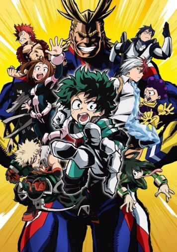 My Hero Academia anime review season 1