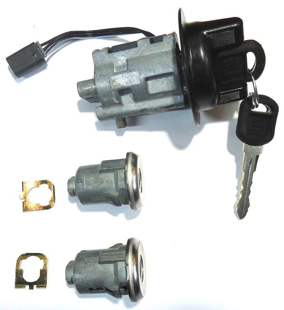 1997 Chevrolet Chevy Cavalier Ignition Switch Cylinder Lock Switch 97