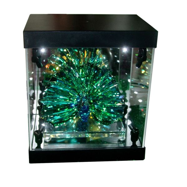 Acrylic Display Case Led Light Box Swarovski Crystal