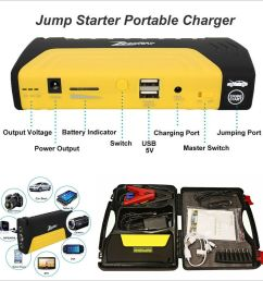 2007 honda accord starter problems jumping starter 1998 honda accord 12v car jump starter 13800mah portable battery power bank [ 1000 x 1000 Pixel ]