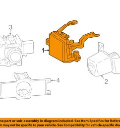 details about toyota oem 2016 prius cruise control speed control sensor 8821007010 [ 1000 x 798 Pixel ]