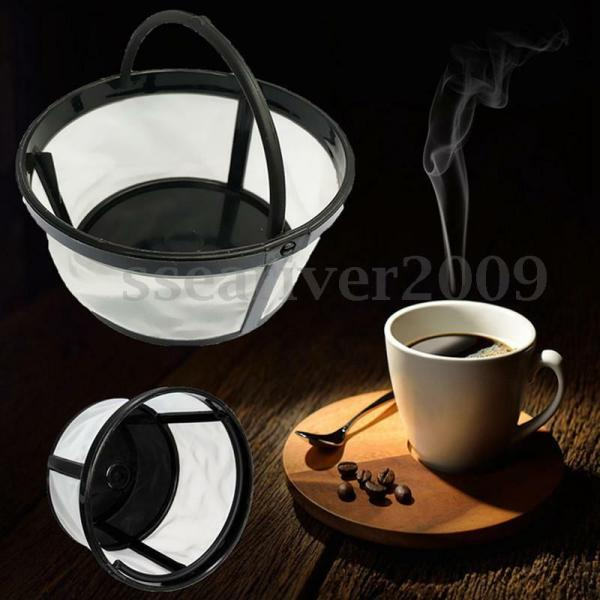 4 Cup Basket Style Permanent Coffee Filter For Mr Coffee