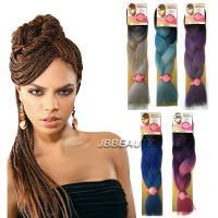 Femi Jumbo Braid Ombre Color Kanekalone Braiding Extension