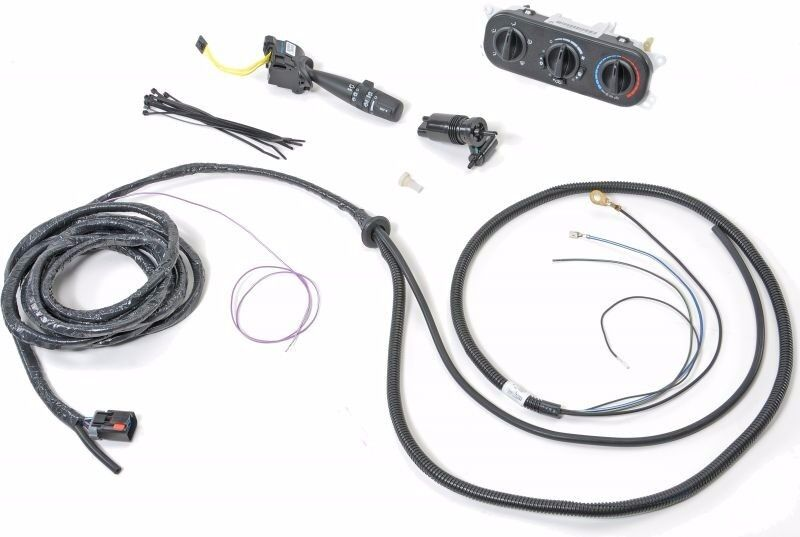 07-10 Jeep Wrangler New Hard Top Switch & Wiring Kit