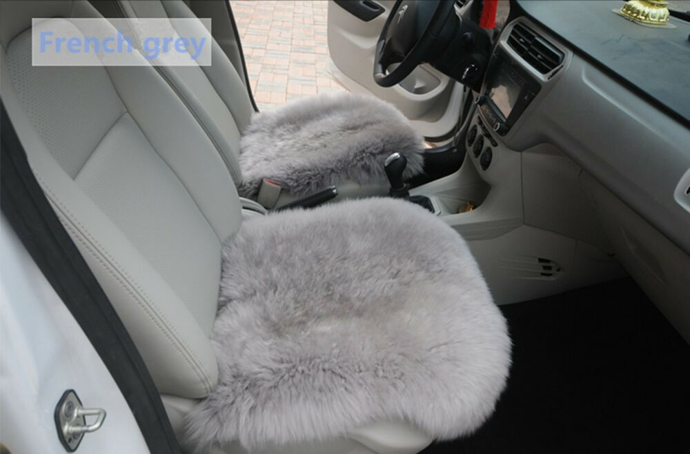 72 sofa cover best leather sofas sheepskin car seat covers genuine long wool chair cushion ...