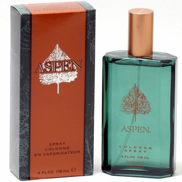 Aspen Cologne Spray Men 4 Oz 48295033044