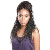 [2PACKS DEAL] REMI Human Hair Blend Micro Braid Deep Curl ...