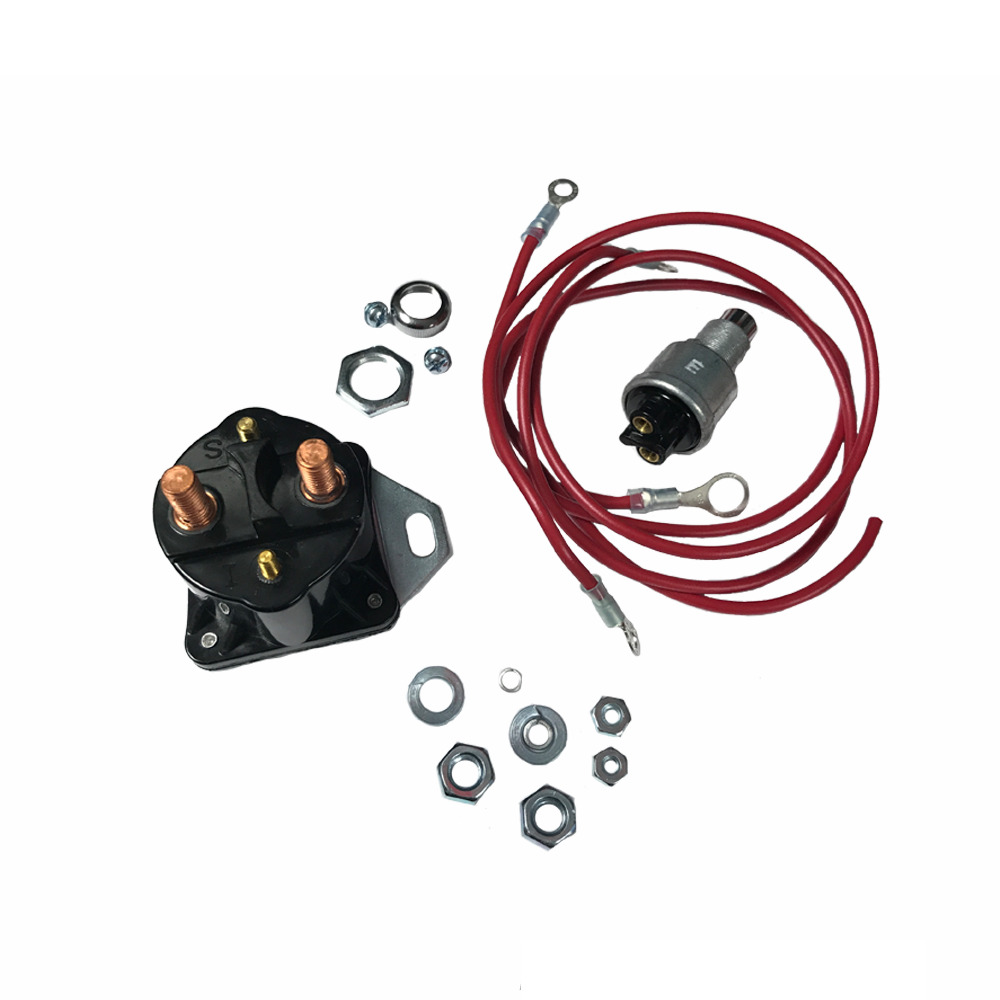 hight resolution of details about 6 9l 7 3l idi ford international glow plug manual relay controller solenoid kit