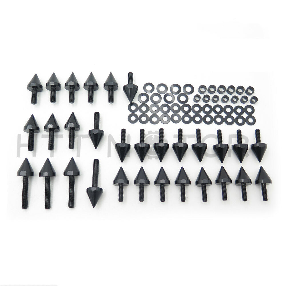 Motorcycle Fairing Bolt Kit Body Screws For 2001 2002 2003