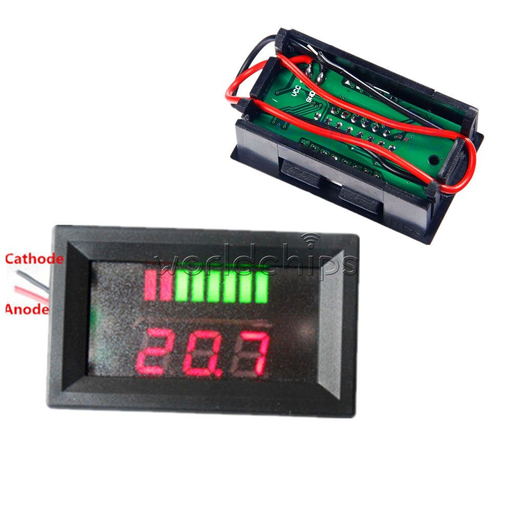 36v Battery Level Indicator