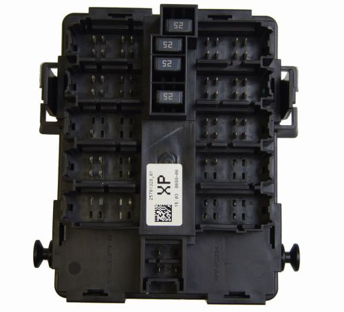 small resolution of details about 2007 2014 sierra silverado tahoe yukon fuse junction box new 25781328 20813087
