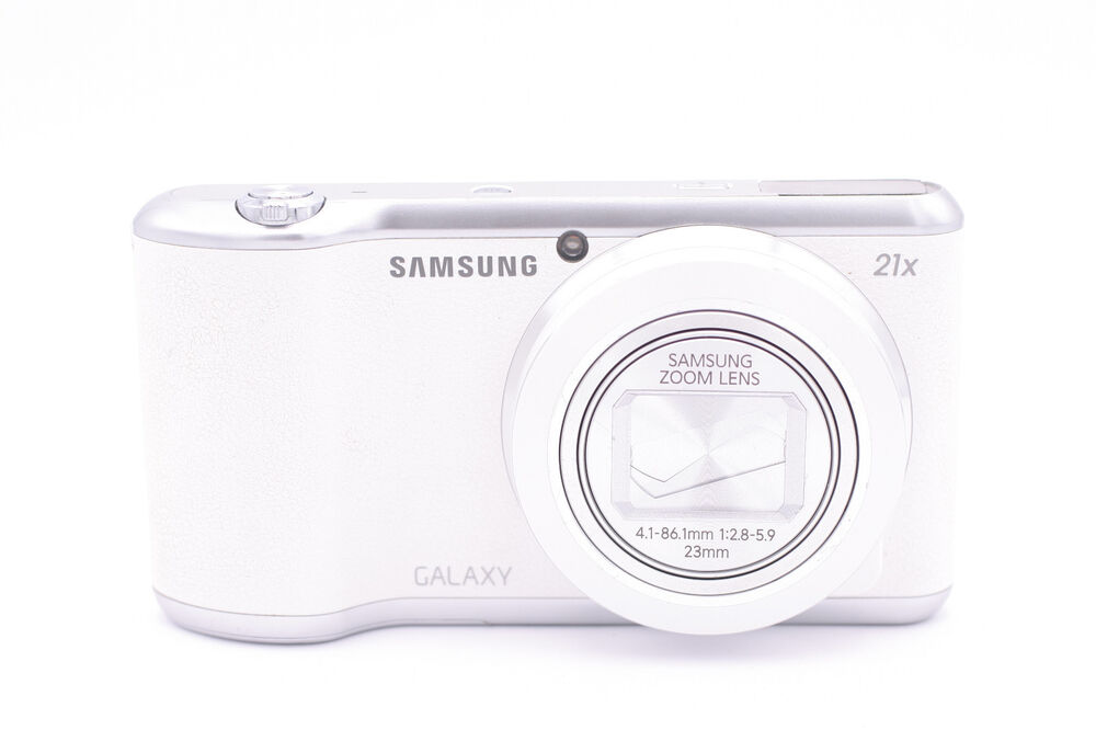 Samsung Galaxy Camera 2 EK-GC200 16.3MP Digital Camera