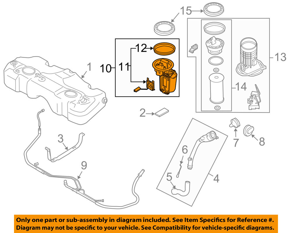 hight resolution of details about mini oem 07 15 cooper fuel pump 16112755082