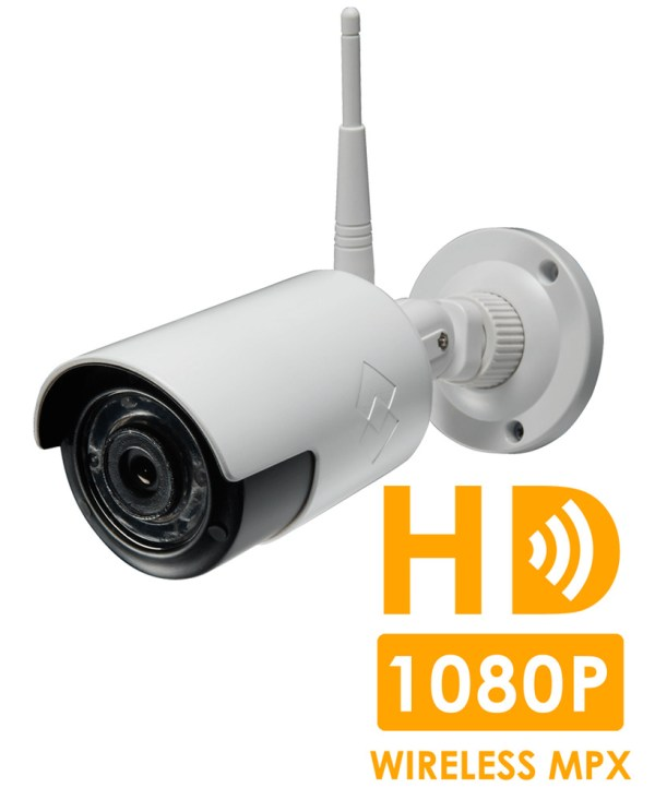 Lorex 1080p Hd Weatherproof Wireless Cctv Security Camera Lwu3720 Series Lwu3724 695529006932
