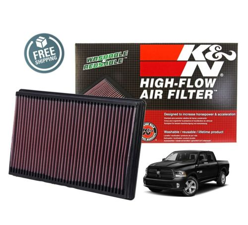 small resolution of details about k n replacement air filter 33 2247 02 18 dodge ram 1500 5 7l v8