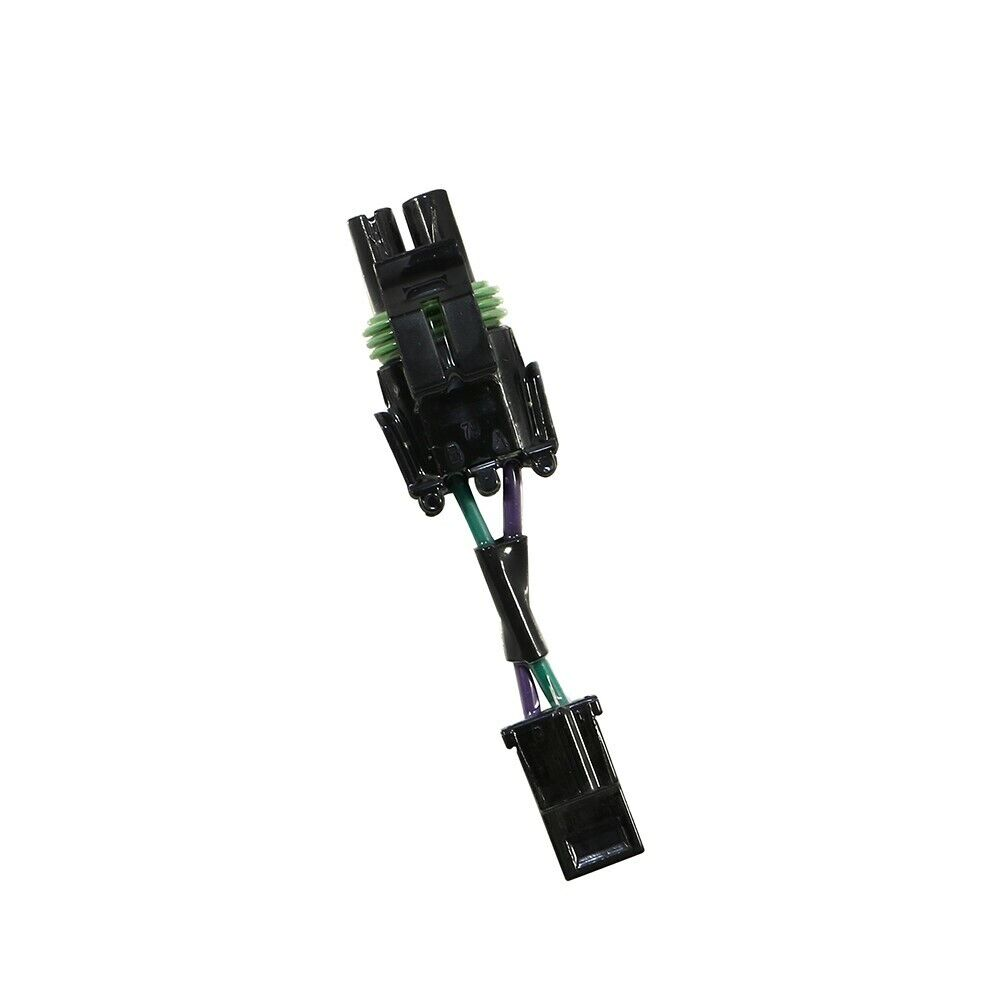 hight resolution of details about quickcar 50 207 adapter wiring harness msd magnetic pickup to 2 pin weatherpack