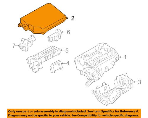small resolution of details about toyota oem 14 16 corolla electrical fuse relay box upper cover 8266202660