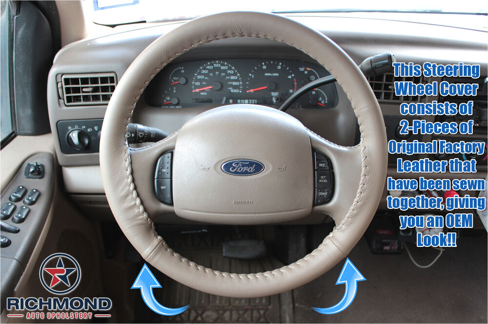 20002002 Ford Expedition Eddie Bauer XLT Leather Wrap