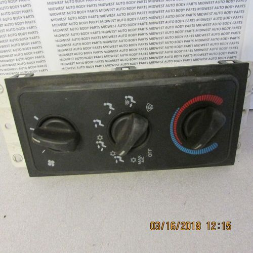 small resolution of details about 1998 1999 dodge durango heater a c ac climate temperature control