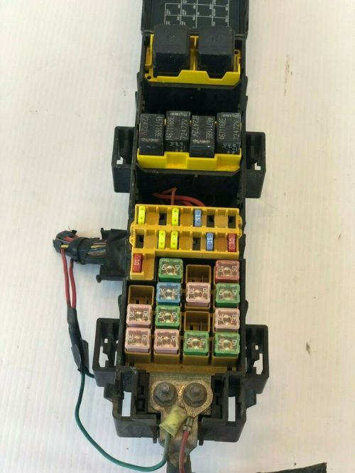 small resolution of details about engine fuse box dodge durango 2004 2005 2006 0630201781