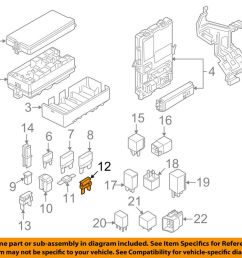 details about ford oem 08 10 e 350 super duty 5 4l v8 fuse 4f2z14a604aa [ 1000 x 798 Pixel ]