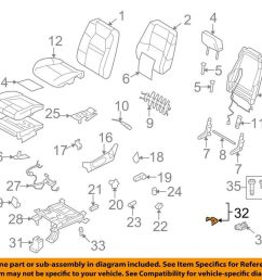 details about front seat cover rear left ford explorer 06 10 oem ford 6l2z7861749bac bn1 [ 1000 x 798 Pixel ]